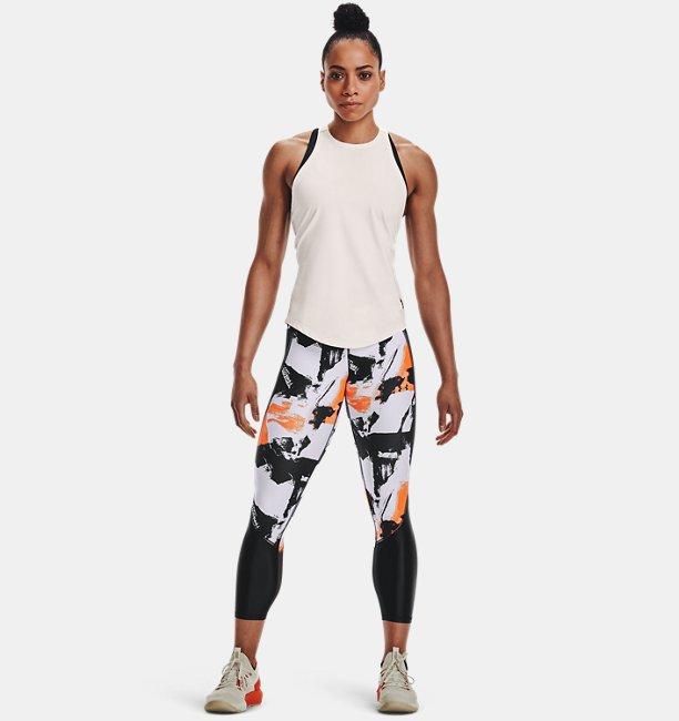 Womens Project Rock Ankle Leggings
