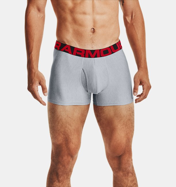 "Men's UA Tech™ 3"" Boxerjock® – 2-Pack"