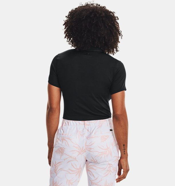 Damen UA Zinger Kurzarm-Poloshirt
