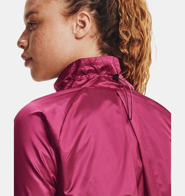 Womens UA RECOVER™ Woven Shine Jacket
