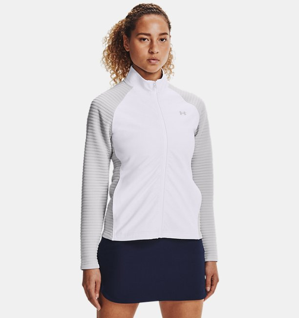 Womens UA Storm Evo Daytona Full Zip