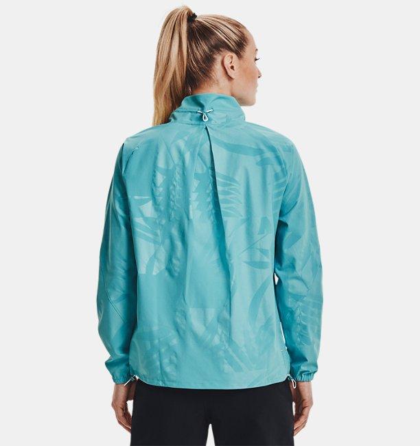 Womens UA RECOVER™ Woven Emboss Jacket