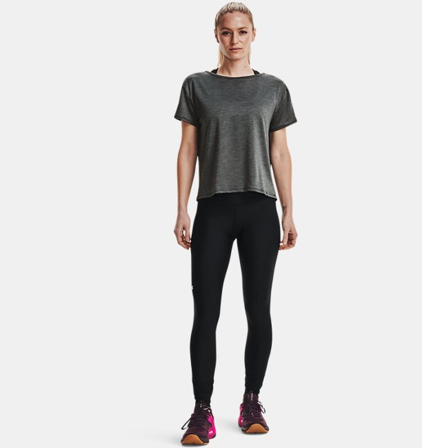 Womens UA Tech™ Vent Short Sleeve
