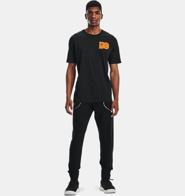 Mens Curry Zero Days T-Shirt
