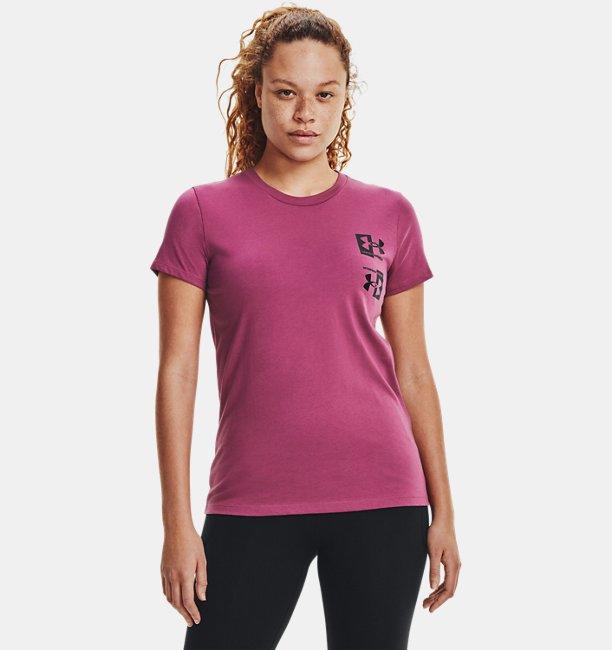 Womens UA Graphic Short Sleeve