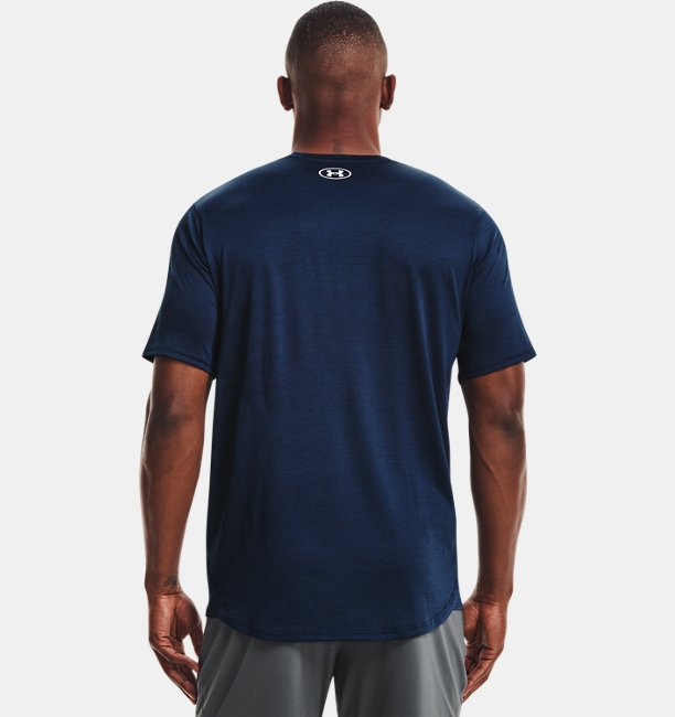 UAトレーニング ベント グラフィック 1 ショートスリーブ(トレーニング/MEN)