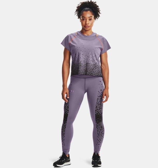 Womens UA RUSH™ No-Slip Waistband Full-Length Leggings