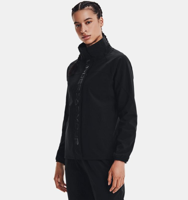 Womens UA RECOVER™ Woven Jacket