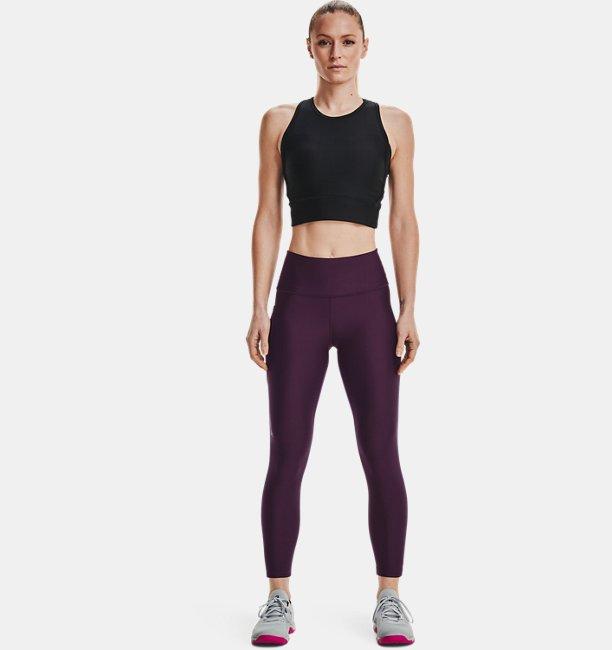 Calzas HeatGear® Armour Hi-Rise Ankle para Mujer