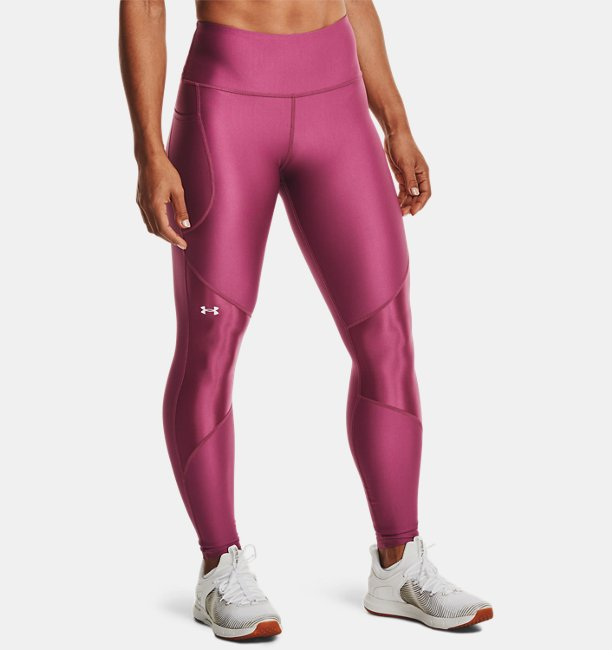 Damen HeatGear® Armour Shine Leggings