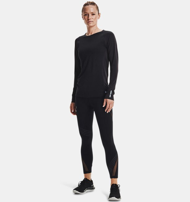 Womens UA RUSH™ HeatGear® Stamina Ankle Tights