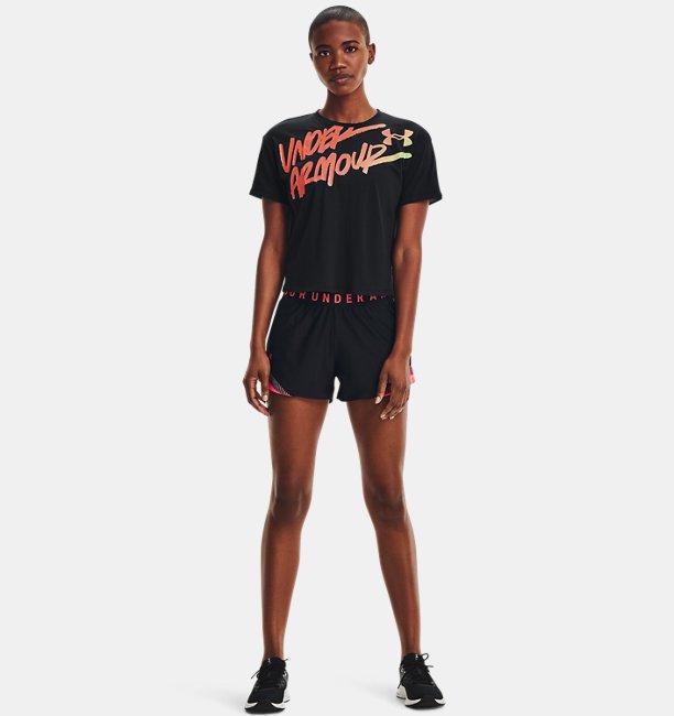 Womens UA Chroma Graphic T-Shirt