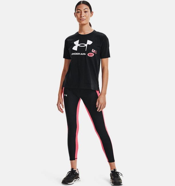 Womens UA Fun Graphic T-Shirt