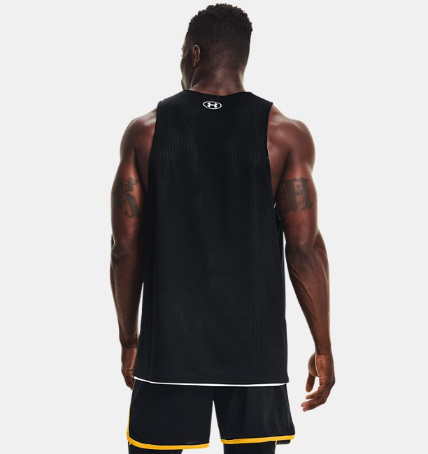 Mens Project Rock Reversible Pinnie