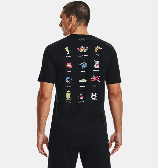 UAデコード ザ ゲーム Tシャツ(ゴルフ/MEN)