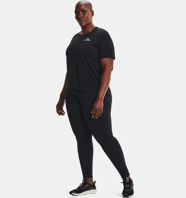 Womens UA RUSH™ Energy Core Short Sleeve