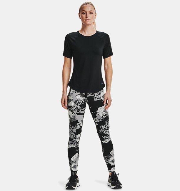 Womens UA RUSH™ Short Sleeve