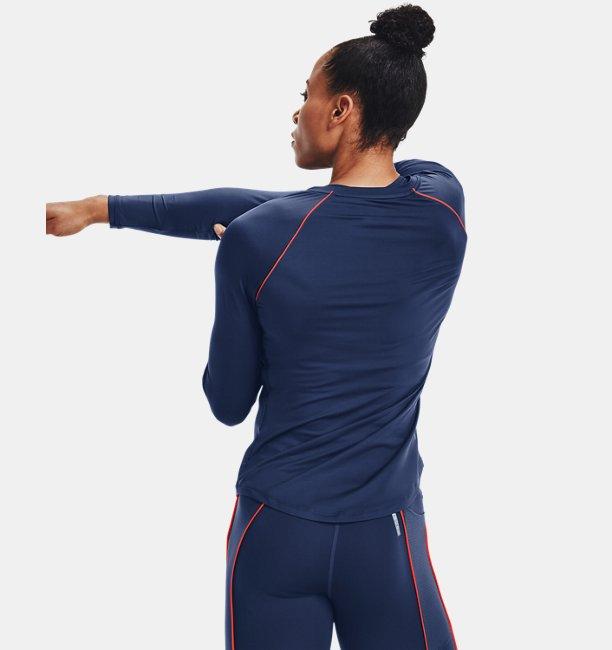 Womens UA RUSH™ HeatGear® Mesh Long Sleeve