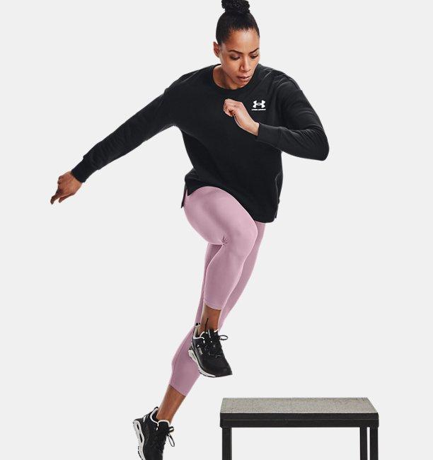 Womens UA Meridian Ankle Leggings