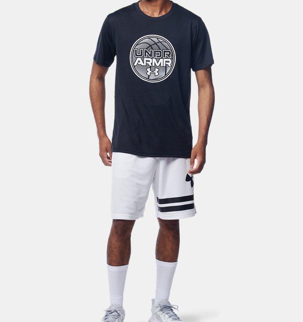 UAテック バスケットボール ショートスリーブ 1(バスケットボール/MEN)