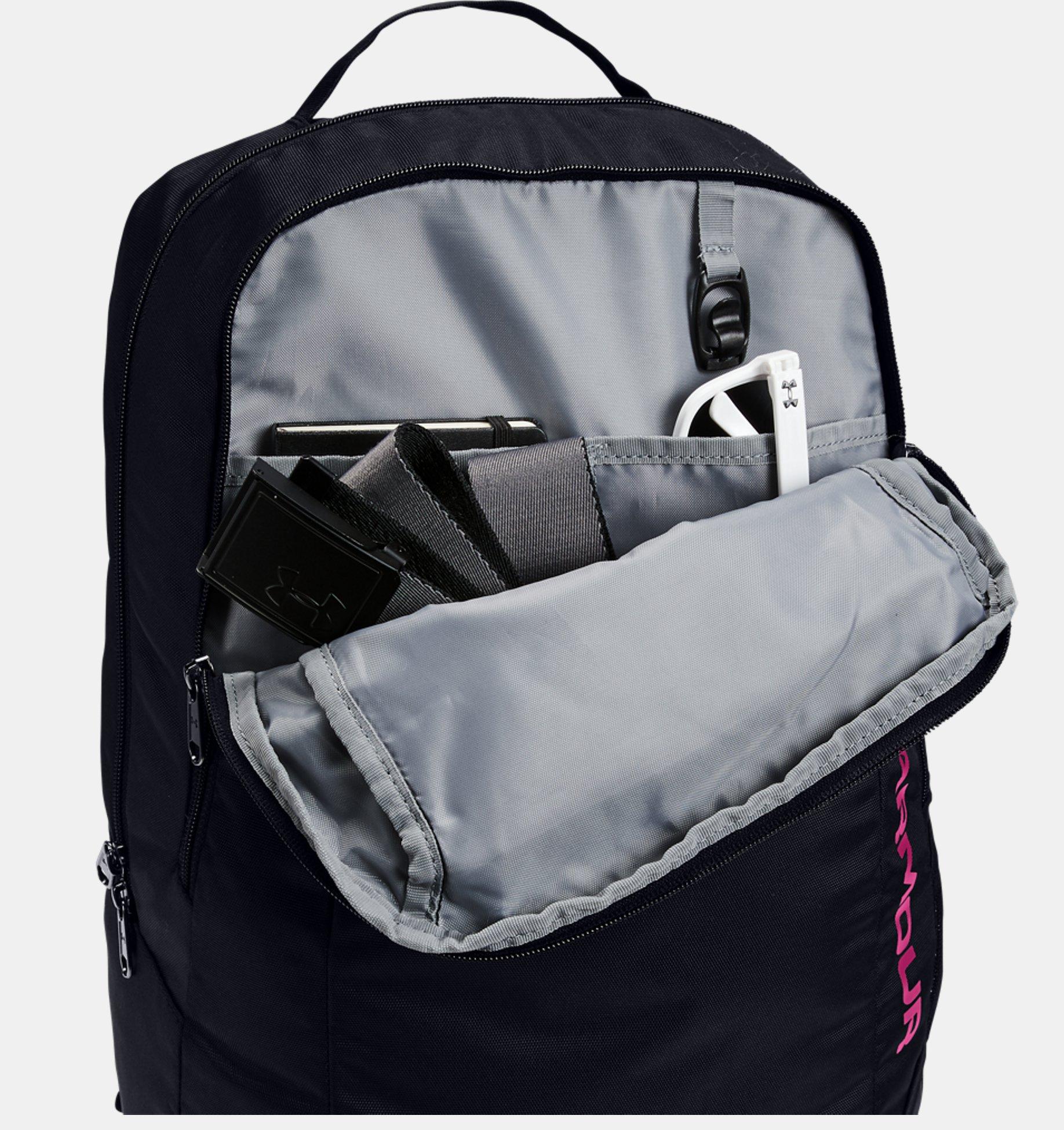 014e420d344 UA Hustle LDWR Backpack | Under Armour DK