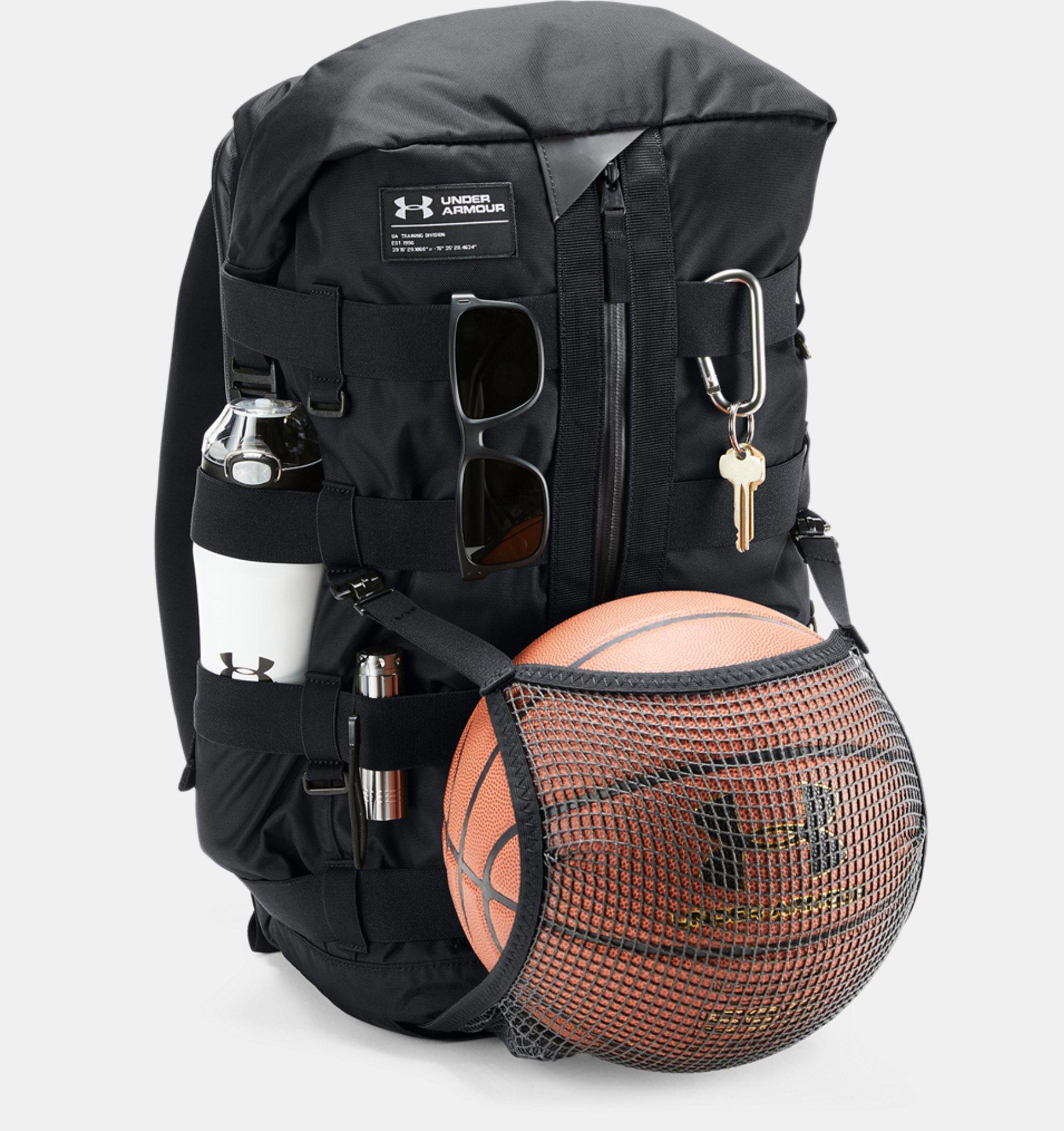 ac261cc32970 ... Men s UA Pursuit of Victory Gear Bag ...