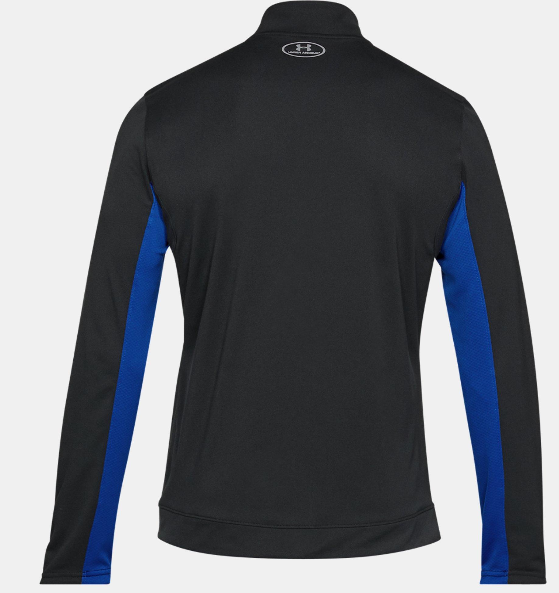 ... Men s Challenger Knit Warm-Up Tracksuit 38a88232f8e24