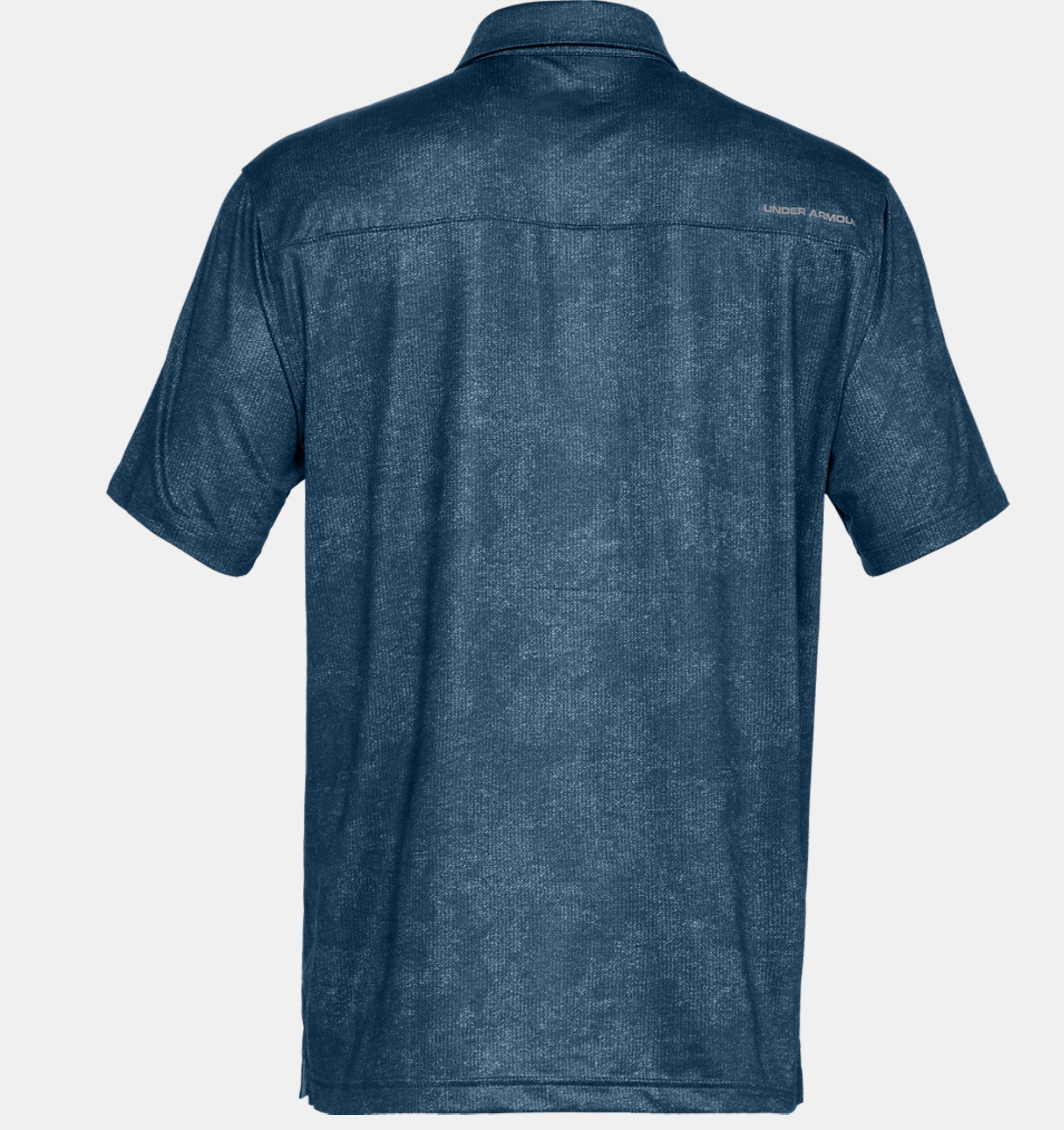 2599a9b799 Men's UA Playoff Polo Tweed | Under Armour ID