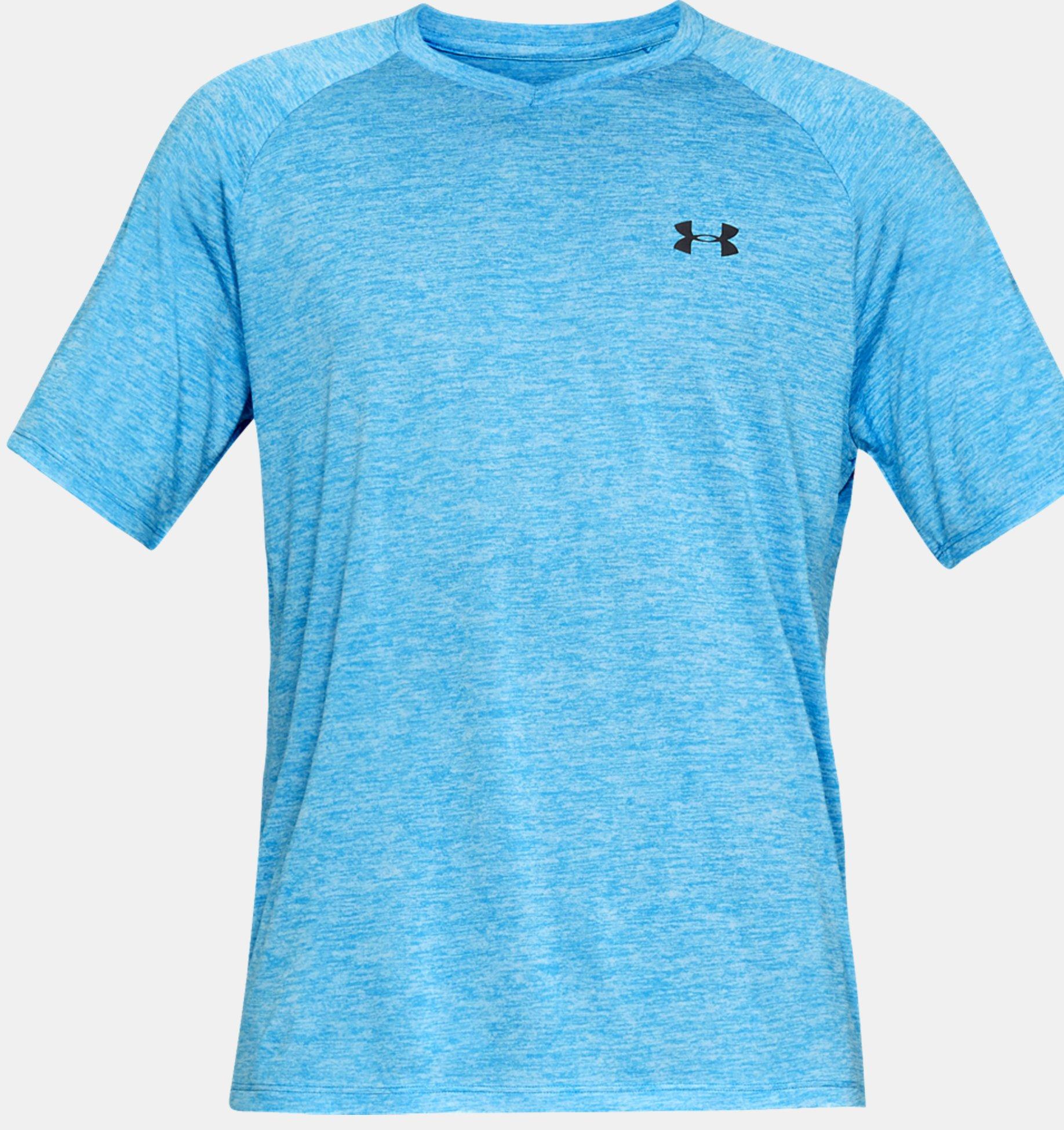 0566cae3b3 Men's UA Tech™ V-Neck Short Sleeve | Under Armour SG