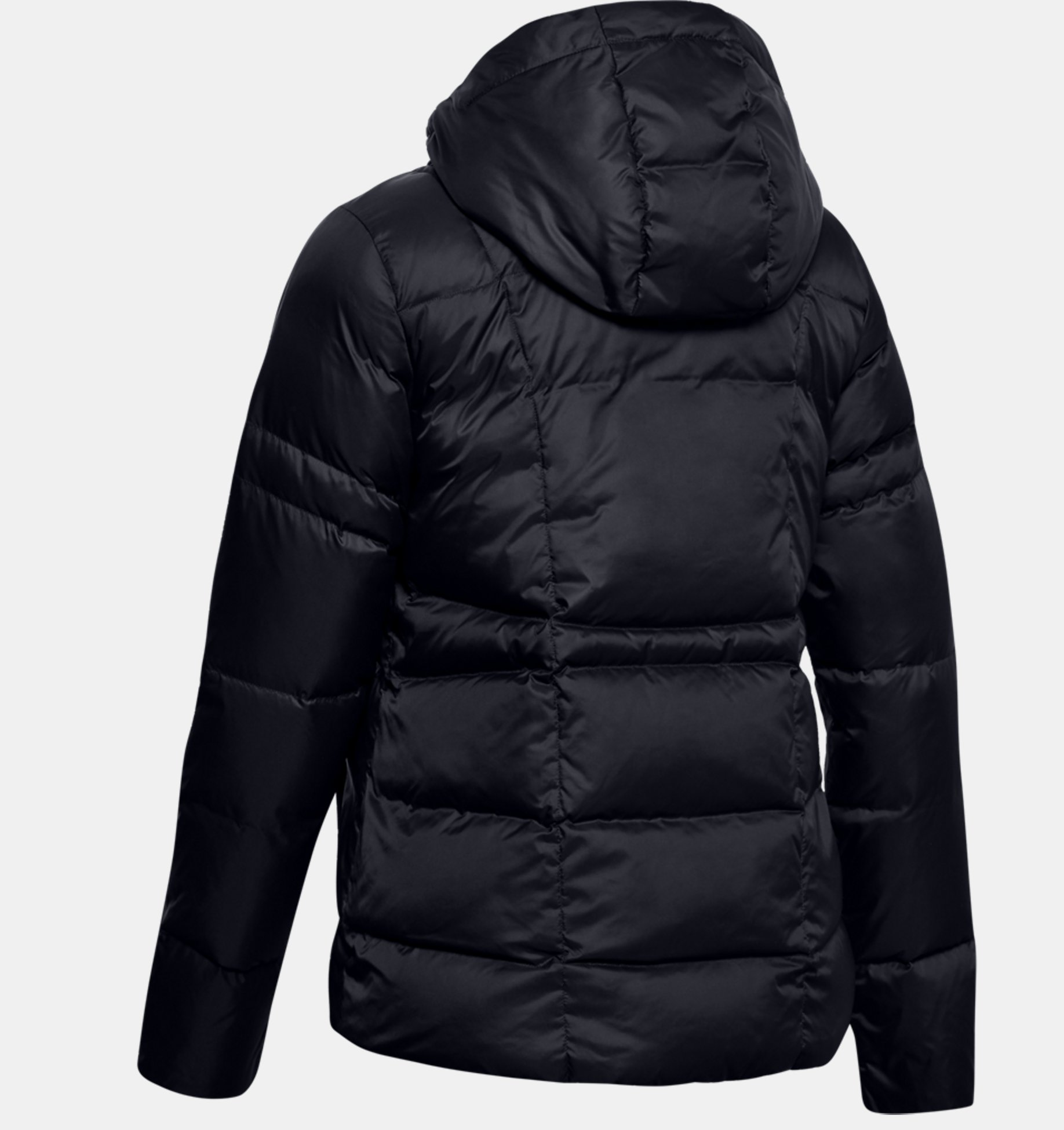 Women's UA Armour Down Hooded Jacket | Under Armour DK