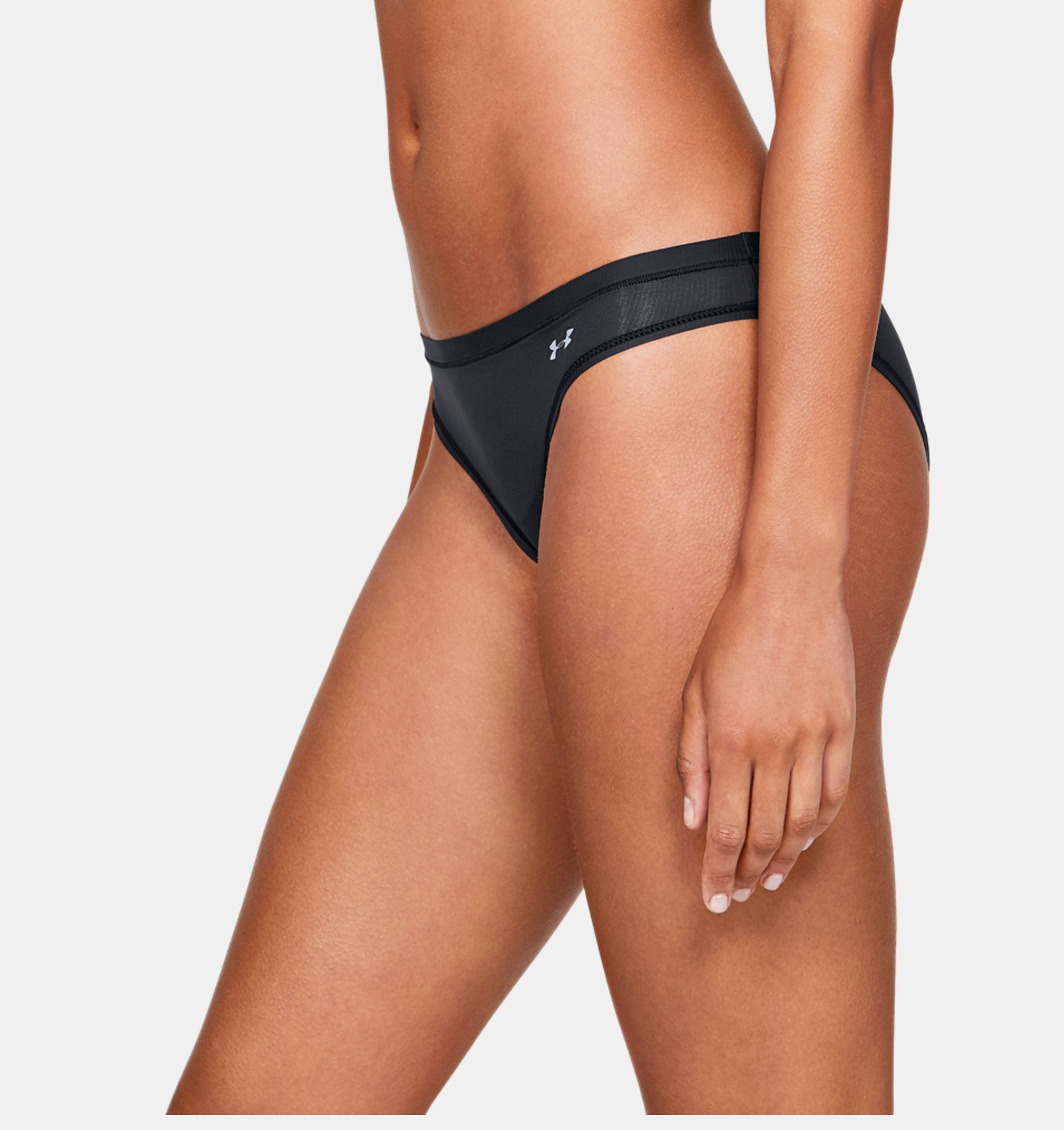 c47758f87 Calcinha UA Pure Stretch Sheer Bikini Feminina   Under Armour BR