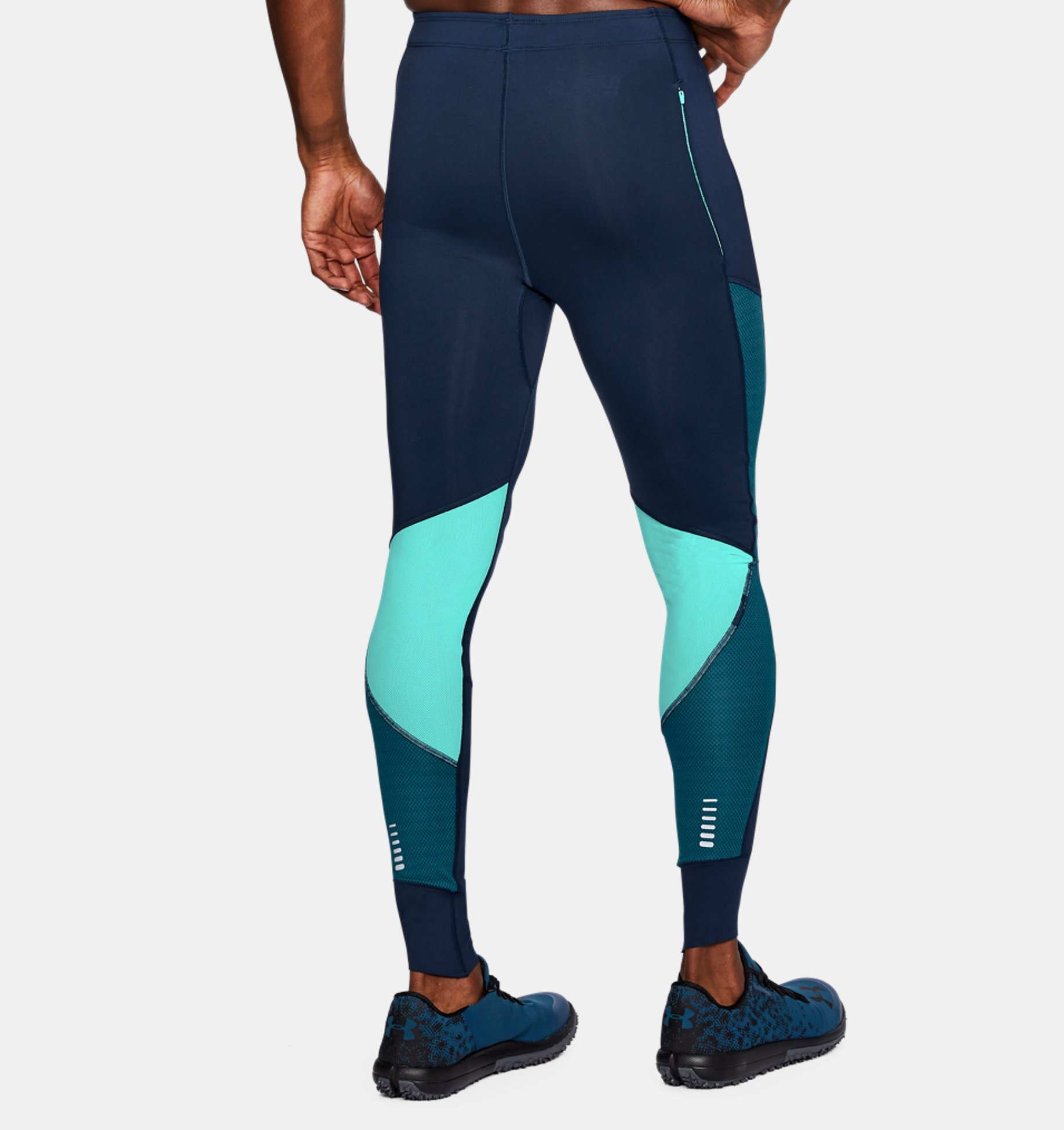 5ce479518e16af Men's ColdGear® Reactor Run Leggings | Under Armour AU