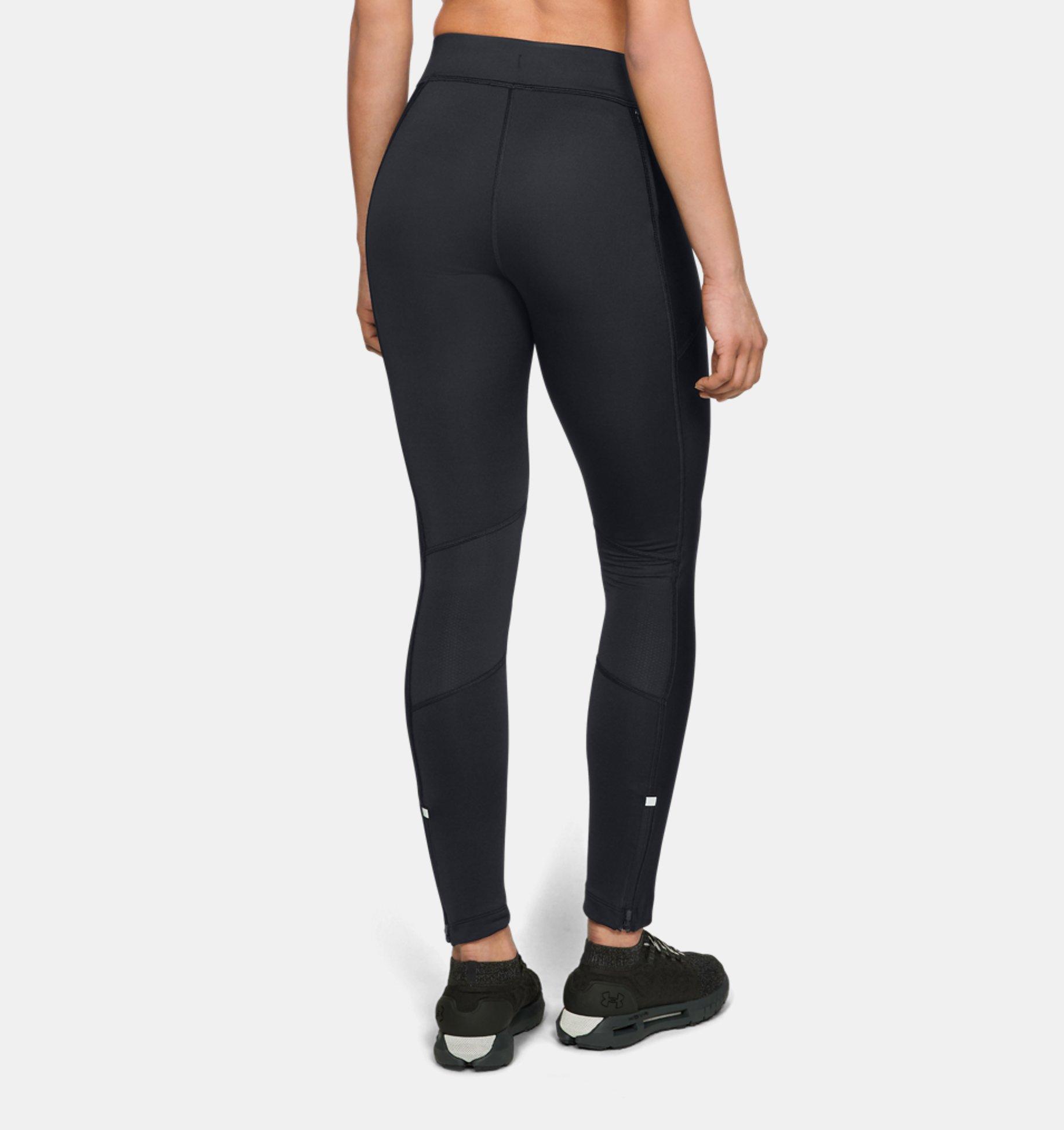 Legging ColdGear® Run Storm pour femme | Under Armour FR