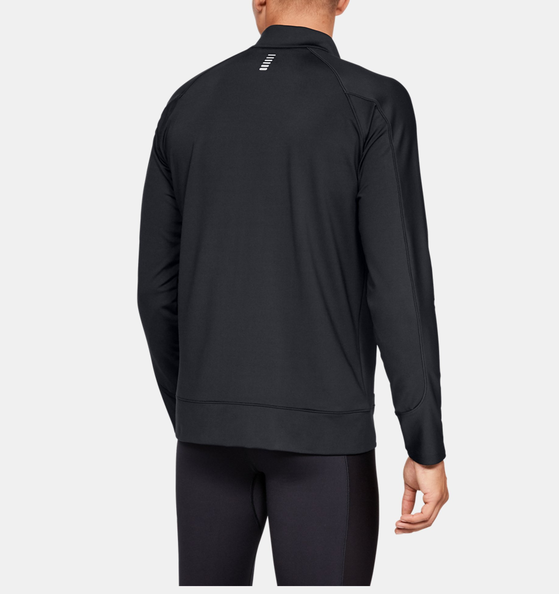 f1392402c50d8 ... Chamarra ColdGear® Run Knit para Hombre ...