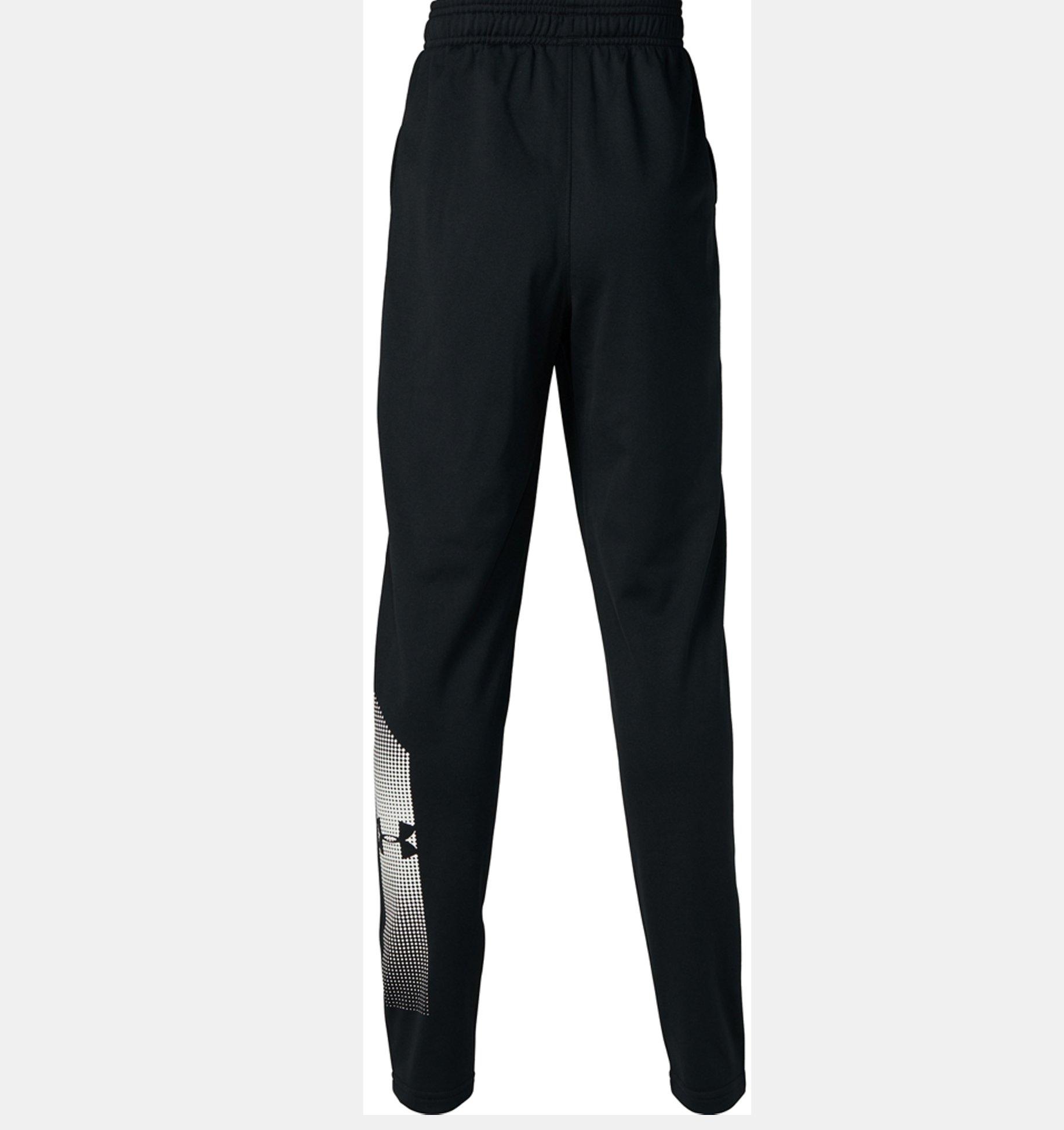 7d4b6704446f Boys  UA Brawler 2.0 Tapered Trousers ...