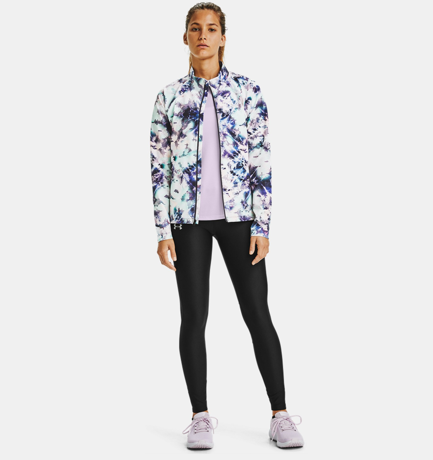 hemisferio arroz lema  Women's UA Storm Launch 3.0 Printed Jacket | Under Armour BE
