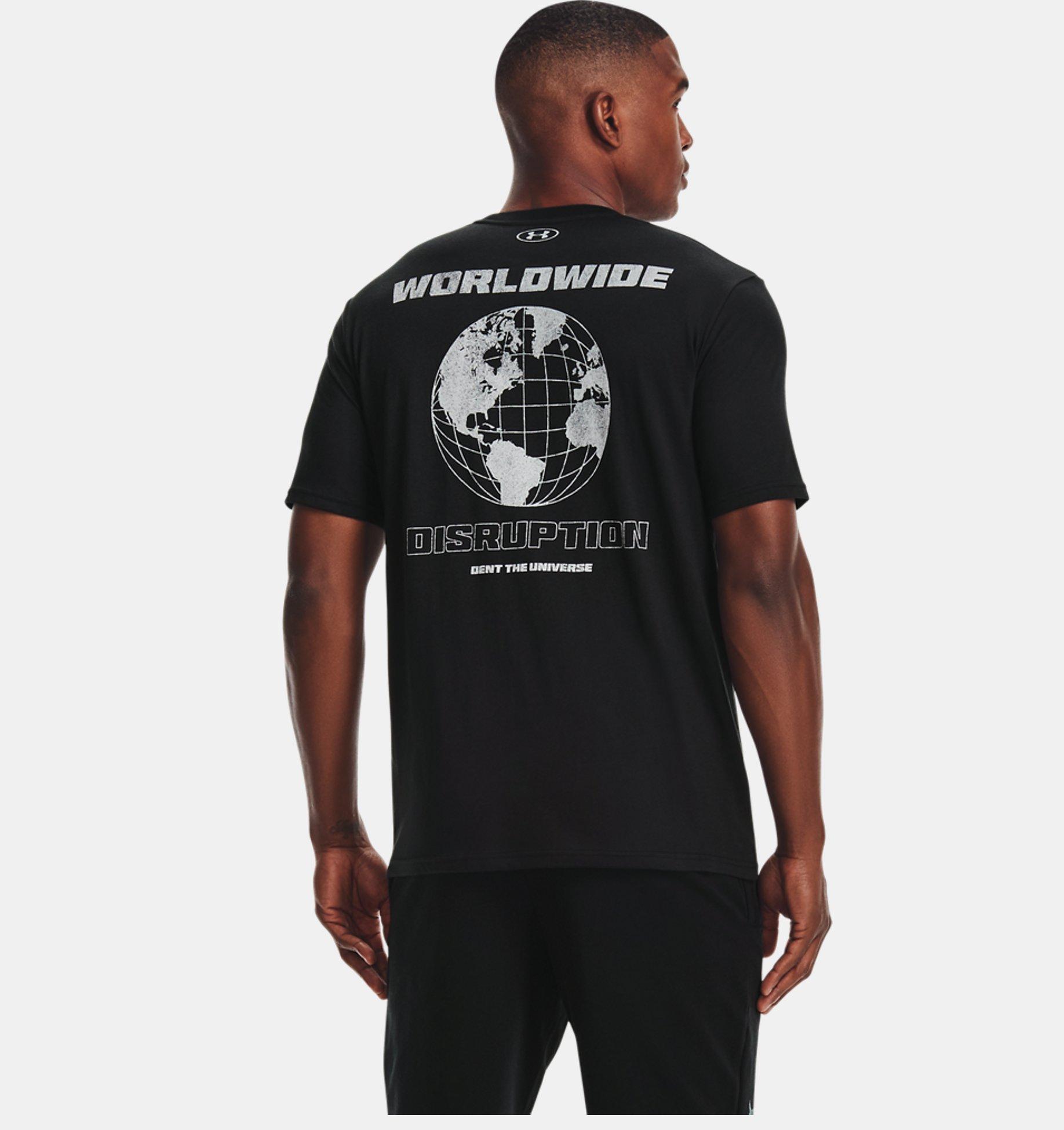 UA PROJECT ROCK ファイア ショートスリーブ(トレーニング/MEN)