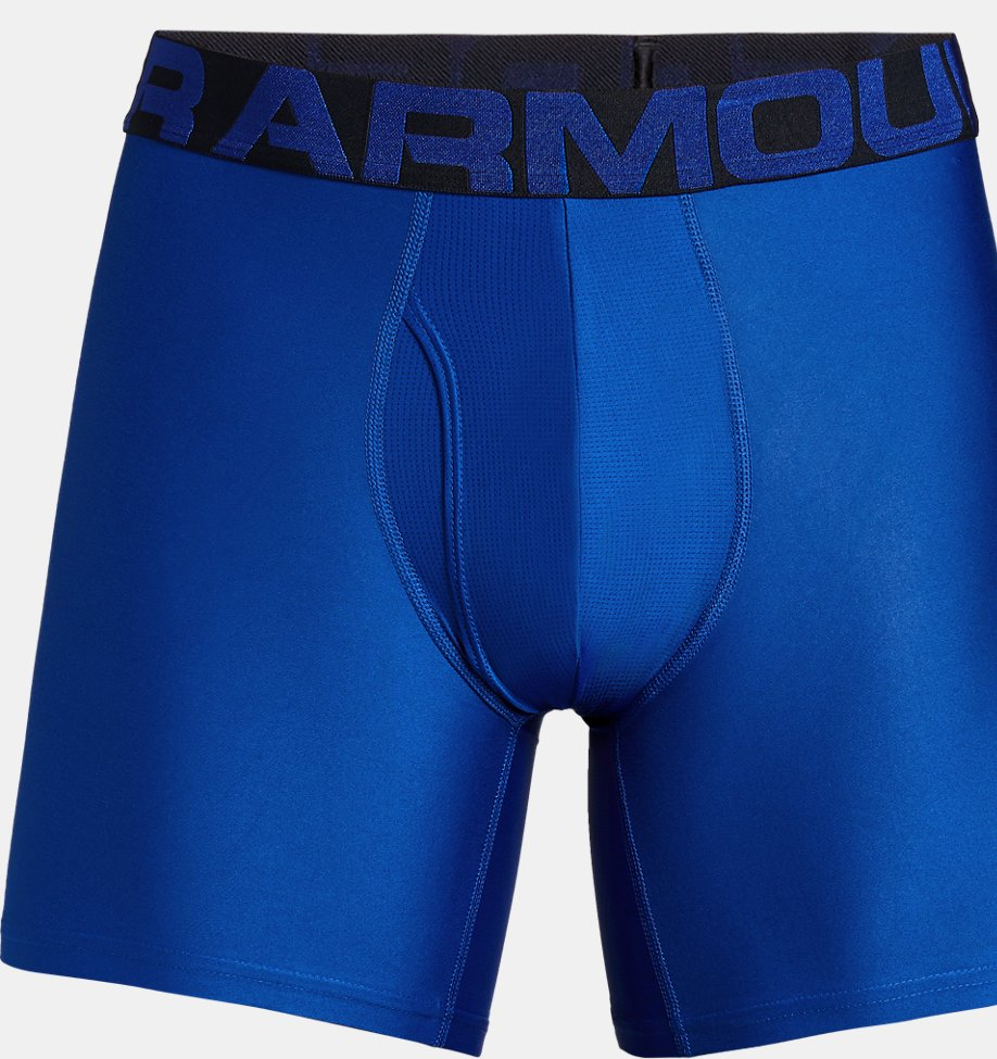 Under Armour - Boxer UA Tech™ 15cm Boxerjock® pour homme – lot de 2 - 3