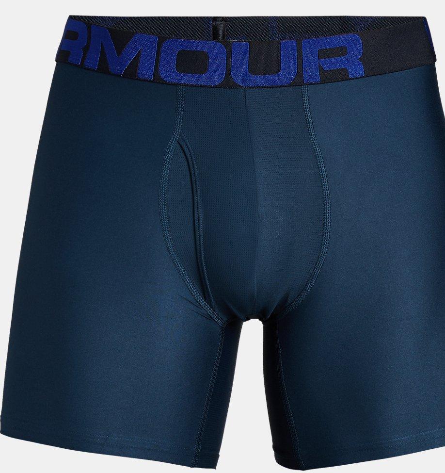 Under Armour - Boxer UA Tech™ 15cm Boxerjock® pour homme – lot de 2 - 4