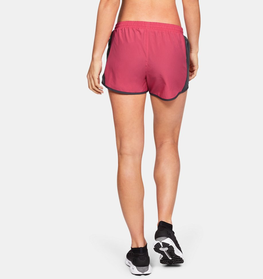 Under Armour - Short UA Fly-By pour femme - 3
