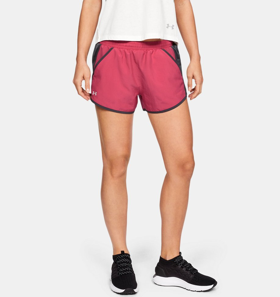 Under Armour - Short UA Fly-By pour femme - 2