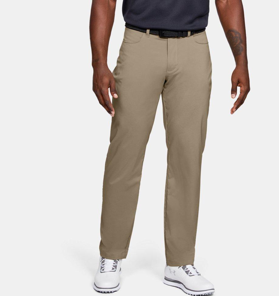 Under Armour - Pantalon UA Tech Golf pour homme - 1