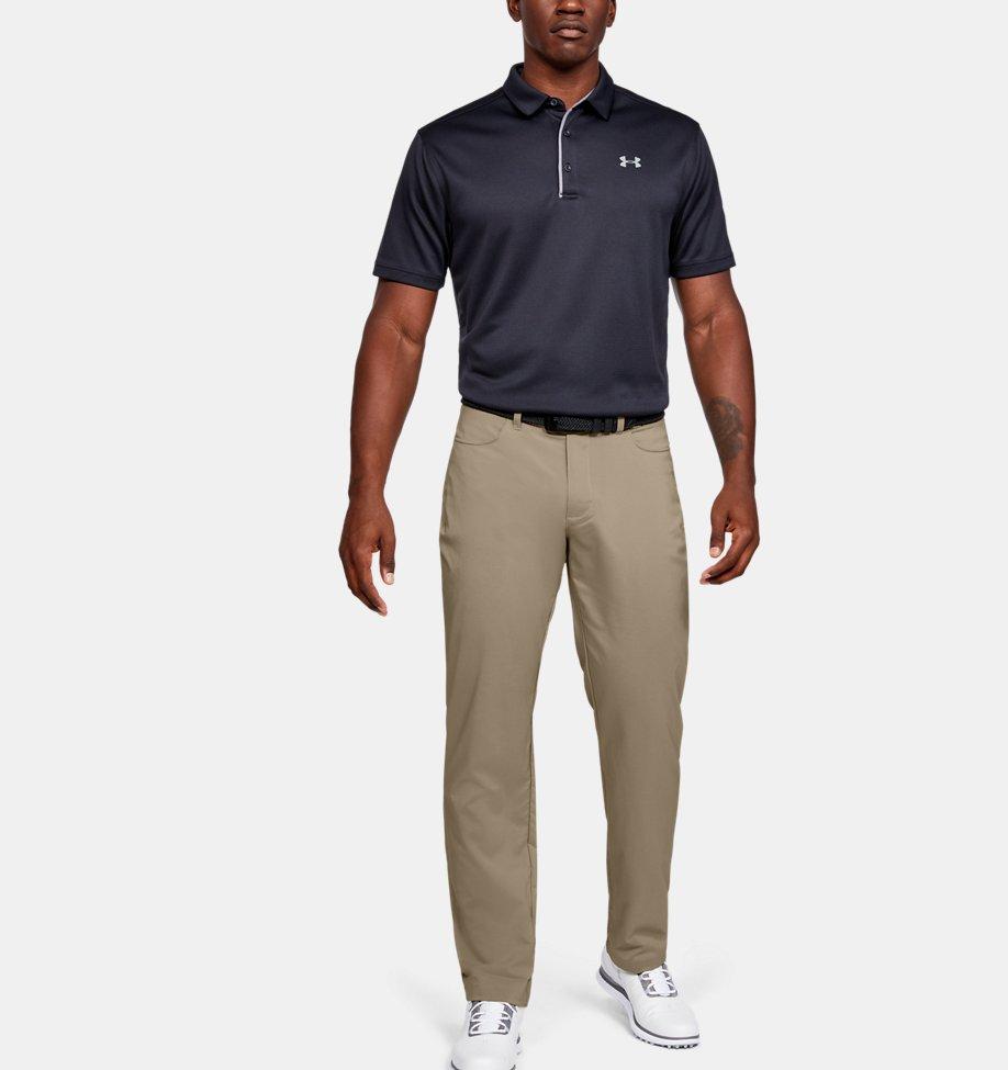 Under Armour - Pantalon UA Tech Golf pour homme - 2