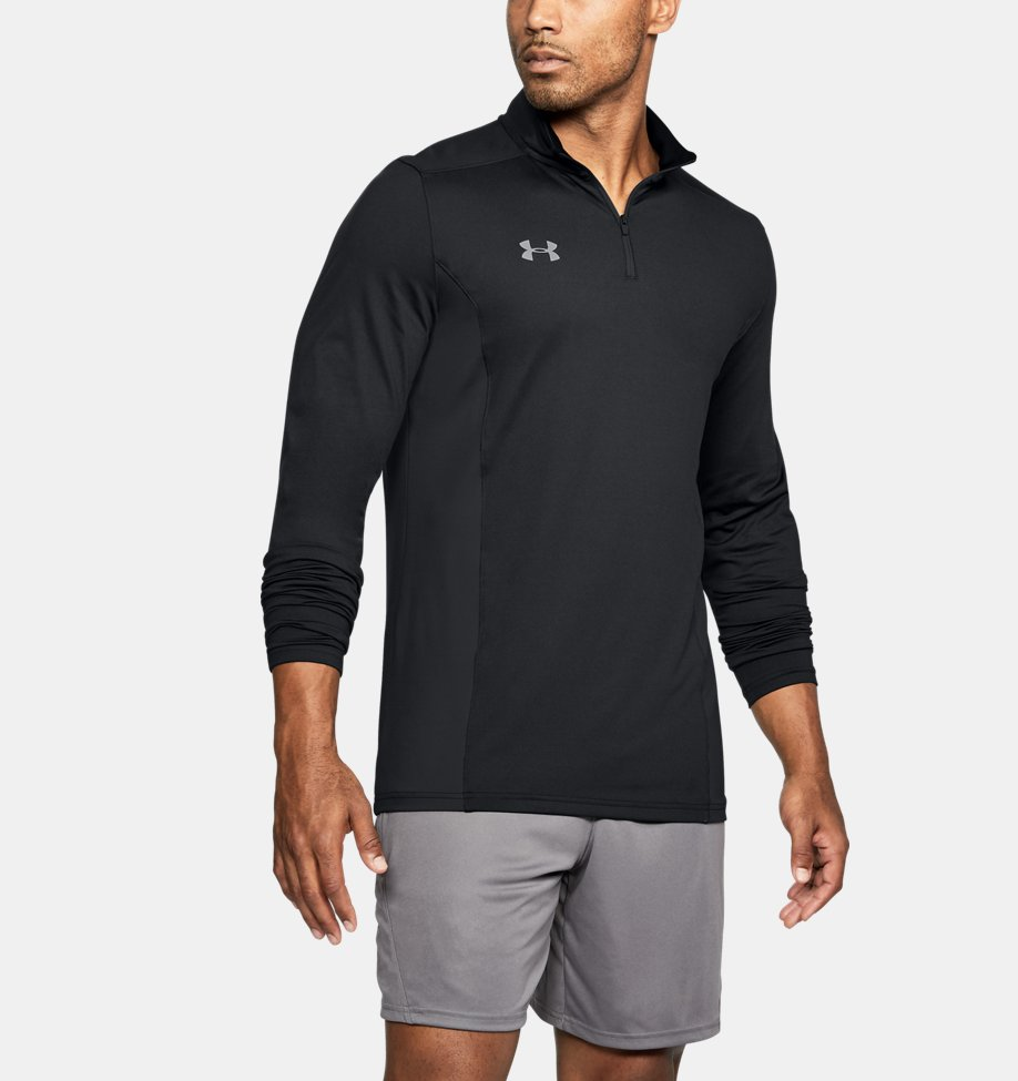 Under Armour - Maillot Midlayer UA Challenger II pour homme - 1