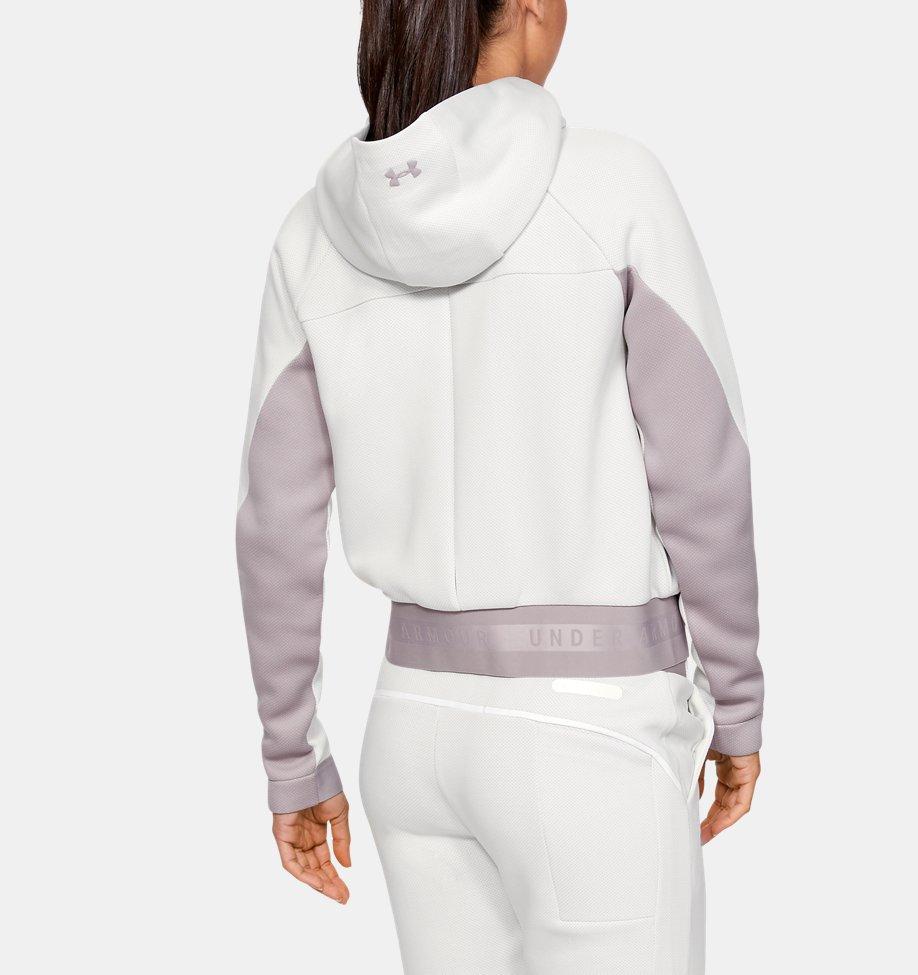 Under Armour - Veste UA Unstoppable /MOVE Full Zip pour femme - 3