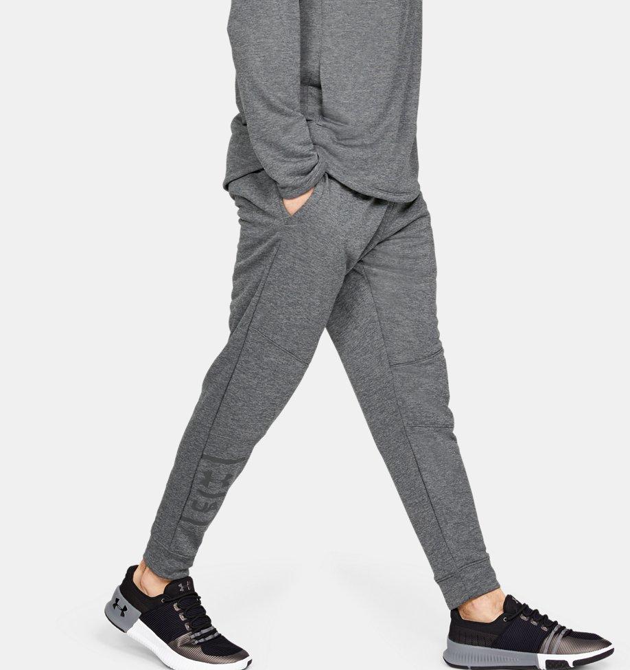 Under Armour - Pantalon de jogging UA MK-1 Terry pour homme - 1
