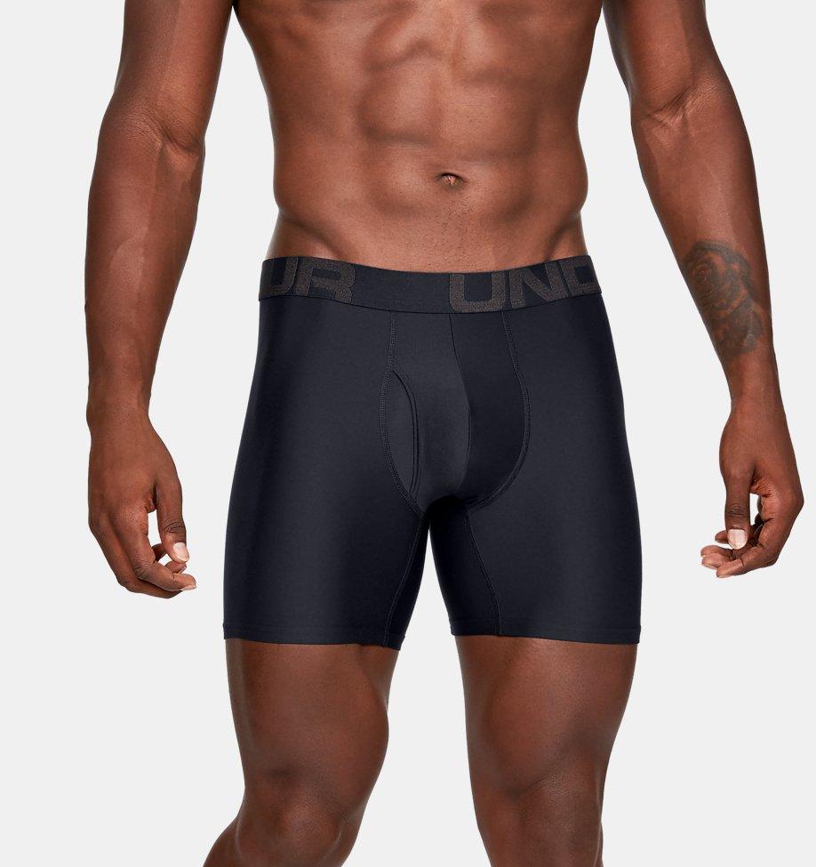 Under Armour - Boxer UA Tech™ 15cm Boxerjock® pour homme – lot de 2 - 1