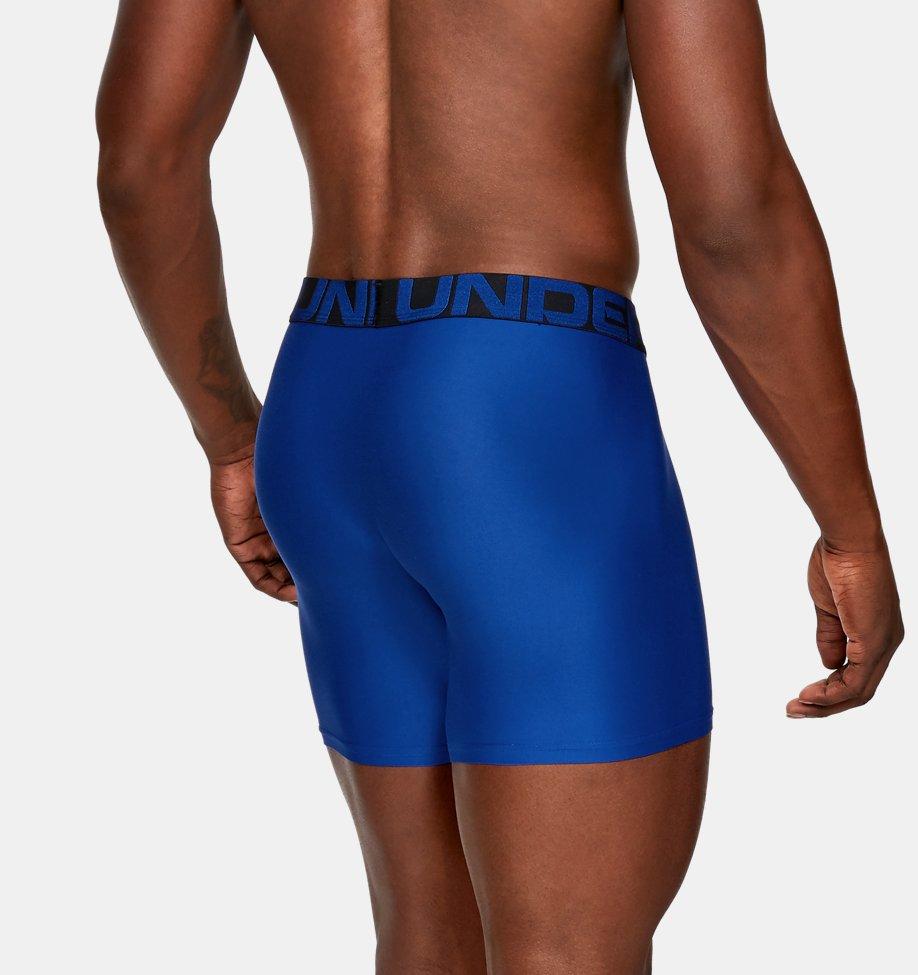Under Armour - Boxer UA Tech™ 15cm Boxerjock® pour homme – lot de 2 - 2