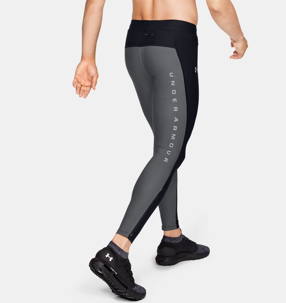 Under Armour - Legging UA Qualifier Graphic pour homme - 3