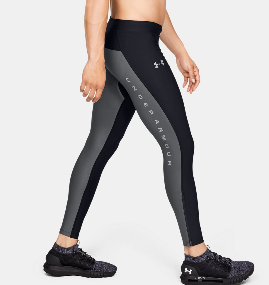 Under Armour - Legging UA Qualifier Graphic pour homme - 4